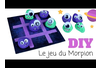 Jeu du morpion - Activités enfantines – 10doigts.fr