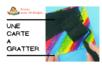 Créer des cartes à gratter - Cartes à gratter, cartes à sabler – 10doigts.fr