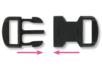 Fermoirs à clip en plastique - 6 pièces - Fermoirs – 10doigts.fr