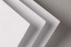 Papier dessin blanc - 50 x 65 cm - Support blanc – 10doigts.fr