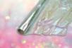 Film plastique transparent iridescent - 3.8 mètres - Papiers Cadeaux – 10doigts.fr
