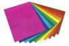 Films colorés pour la décoration des fenêtres - 10 couleurs assorties - Feuilles en plastique – 10doigts.fr