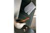 Gant de cuisine en coton blanc surpiqué - Déco de la maison – 10doigts.fr