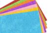 Stickers lettres en caoutchouc pailletté - 950 pièces - Gommettes Alphabet, messages – 10doigts.fr