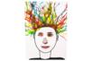 Gommettes visages réalistes et rigolos - 2 planches - Gommettes Yeux et Visages – 10doigts.fr