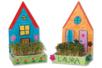 Maisons jardinières - Lot de 6 - Supports blancs – 10doigts.fr