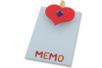 Le mémo coeur aimanté - Tutos Fête des Mères – 10doigts.fr