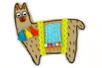 lama carton bricolage enfants - Tête à Modeler