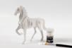 Cheval ou licorne 3D en bois naturel à monter - Maquettes en bois – 10doigts.fr