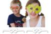 Lunettes fantaisie à décorer - Activités enfantines – 10doigts.fr