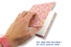 Magic Paper auto-adhésif ETOILES - Magic Paper – 10doigts.fr