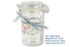 Pot à épices rond en verre - Décoration d'objets – 10doigts.fr