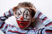 Maquillage blanc de clown - Maquillage – 10doigts.fr