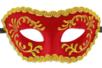 Masque Vénitien en papier comprimé - Masques – 10doigts.fr