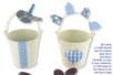 Mini seaux en métal - Décoration d'objets – 10doigts.fr
