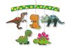 Maxi lot 12 mobiles :  thème Nichoir + Dino + transport + Ferme + Savane - Mobiles en kit – 10doigts.fr