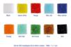 Mosaïques en pâte de verre - Sachet à la couleur - Mosaïques pâte de verre – 10doigts.fr