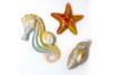 Moule 6 motifs de la mer - Moules – 10doigts.fr