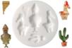 "Moule silicone ""Lama"" - 5 motifs - Moules en silicone – 10doigts.fr"