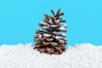 Poudre de neige décorative extra fine - Nouveautés de Noël 2021 – 10doigts.fr