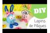 Lapins de Pâques - Pâques – 10doigts.fr