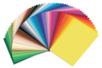 Cartes multicolores 25 x 35 cm - Lot de 50 - Kirigami - 10doigts.fr