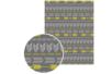 Papiers à encoller motifs géométriques - 3 feuilles - Papiers Vernis-collage – 10doigts.fr