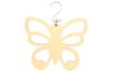 Suspension papillon en bois pour foulards et cravates - Porte-manteaux et patères – 10doigts.fr