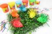 Maxi kit de modelage - 8 pâtes à modeler + accessoires - Pâtes à modeler souples 1er âge bébé – 10doigts.fr