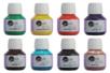 Peinture soie thermofixable - Set de 8 couleurs - Soie - 10doigts.fr