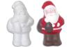 Père Noël en polystyrène 21 cm - Supports en Polystyrène – 10doigts.fr