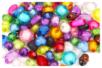 Perles à facettes - 100 perles - Perles acrylique – 10doigts.fr