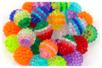 "Perles ""Graines de fruits"" - 50 perles - Perles acrylique – 10doigts.fr"