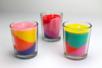 Bougies multicolores - Bougies et savons – 10doigts.fr