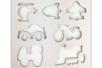 Carnet de pochoirs - 38 motifs - Pochoirs Nature – 10doigts.fr