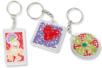 Porte-clefs en plastique transparent - Tutos Fête des Mères – 10doigts.fr