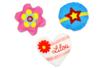 Mega pack 24 Porte-monnaie en coton - Coton, lin – 10doigts.fr