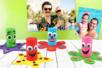 Bouchons porte-photos - Activités enfantines – 10doigts.fr