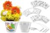 Pot de fleurs à décorer - Activités enfantines – 10doigts.fr