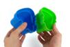 Pots emboitables en plastique - Set de 8 - Palettes et rangements – 10doigts.fr