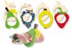 Ronds de serviette fruits, en bois - Déco de la maison – 10doigts.fr