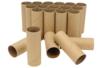 Rouleaux en carton pour bricolages - Lot de 24 - Lettres et Formes – 10doigts.fr