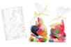 Pochettes en papier cristal transparent - Feuilles en plastique – 10doigts.fr