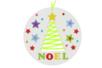 Kit Sapin de Noël à tisser - Suspensions et boules de Noël – 10doigts.fr