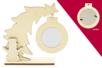 Sapin porte-photo en bois - Décorations de Noël en bois – 10doigts.fr