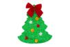 Gros nœuds en tissu - Set de 20 - Rubans et adhésifs Noël – 10doigts.fr