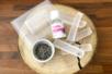 """Moule savon """"100% naturel"""" - Outils et Moules pour savon – 10doigts.fr"""
