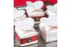 Set de 12 boîtes à dragées cœur, à décorer - Décoration d'objets – 10doigts.fr