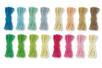 Cordelettes couleurs assorties en camaïeu - Cordes naturelles - 10doigts.fr