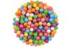 Petites perles rondes brillantes - 200 perles - Perles acrylique – 10doigts.fr